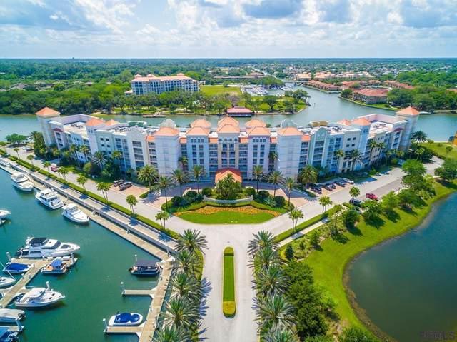 102 Yacht Harbor Dr #574, Palm Coast, FL 32137 (MLS #257261) :: Memory Hopkins Real Estate