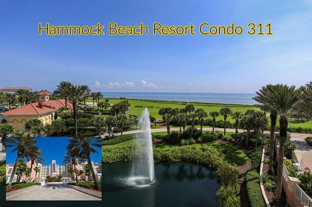 200 Ocean Crest Drive #311, Palm Coast, FL 32137 (MLS #257333) :: Memory Hopkins Real Estate