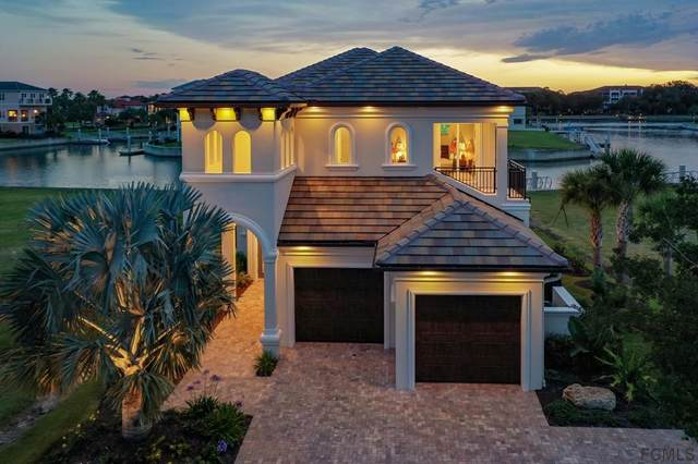 314 Harbor Village Pt N, Palm Coast, FL 32137 (MLS #257373) :: Memory Hopkins Real Estate