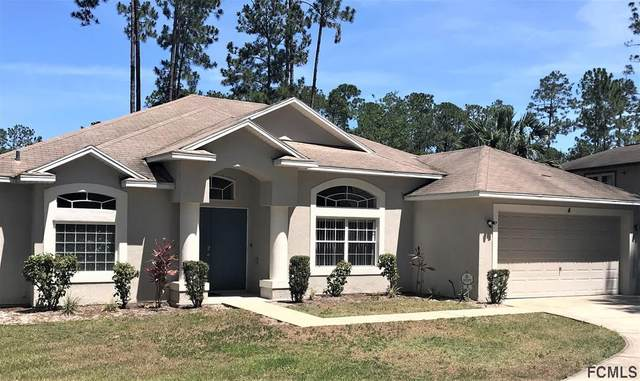 4 Wellhaven Place, Palm Coast, FL 32164 (MLS #257405) :: Noah Bailey Group