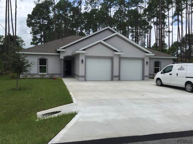 41 N Pony Express Drive, Palm Coast, FL 32164 (MLS #257418) :: Noah Bailey Group