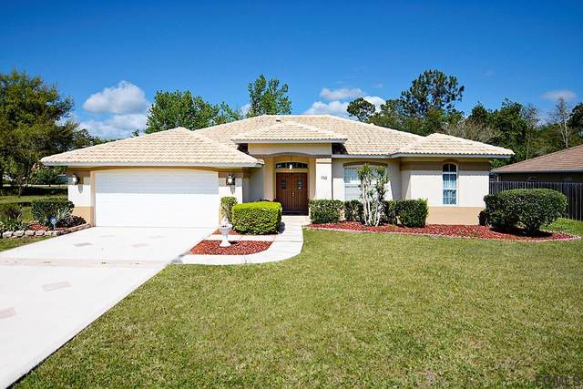 153 Pine Grove Dr, Palm Coast, FL 32164 (MLS #257439) :: Noah Bailey Group