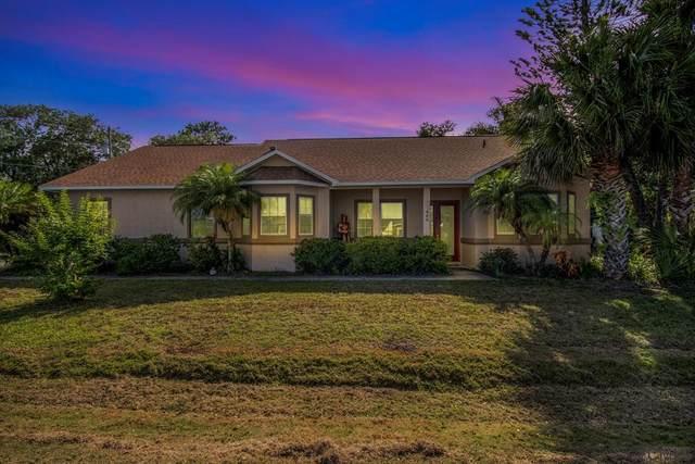 900 Magnolia Ter, Flagler Beach, FL 32136 (MLS #257462) :: Memory Hopkins Real Estate