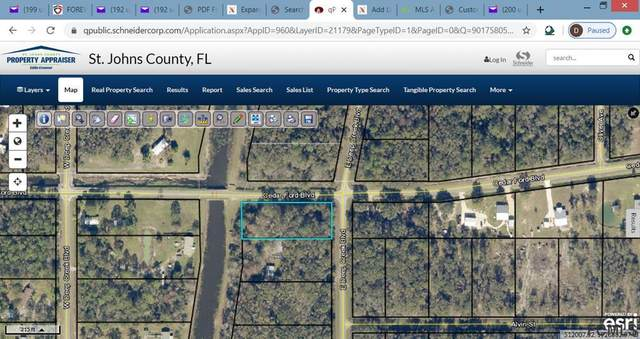 10405 East Deep Creek Blvd, Hastings, FL 32145 (MLS #257528) :: Memory Hopkins Real Estate