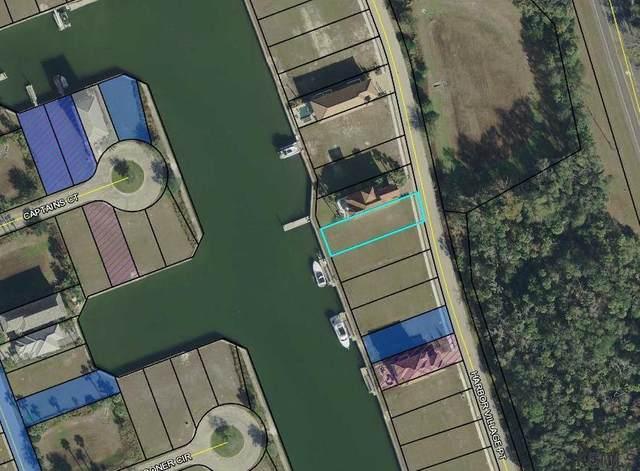 284 Harbor Village Pt, Palm Coast, FL 32137 (MLS #257536) :: Memory Hopkins Real Estate
