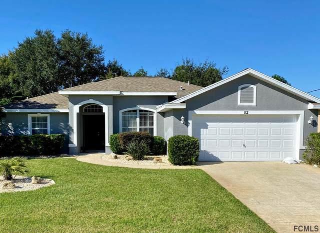 82 Flemingwood Lane, Palm Coast, FL 32137 (MLS #257539) :: Memory Hopkins Real Estate