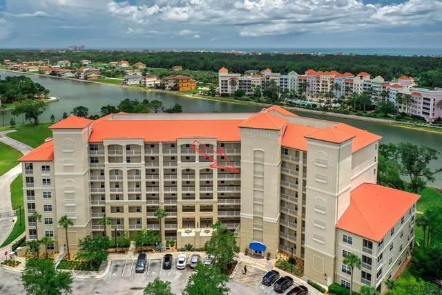 146 Palm Coast Resort Blvd #507, Palm Coast, FL 32137 (MLS #257540) :: Memory Hopkins Real Estate