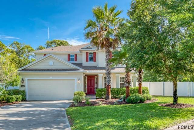 620 Arbor Park Way, St Augustine, FL 32084 (MLS #257544) :: Memory Hopkins Real Estate