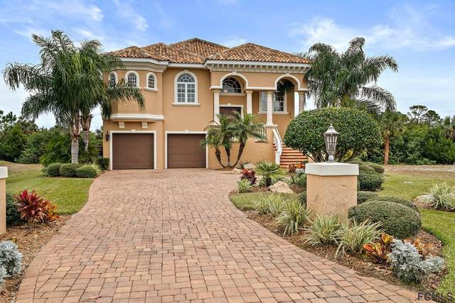 146 N Lakewalk Dr, Palm Coast, FL 32137 (MLS #257545) :: Noah Bailey Group
