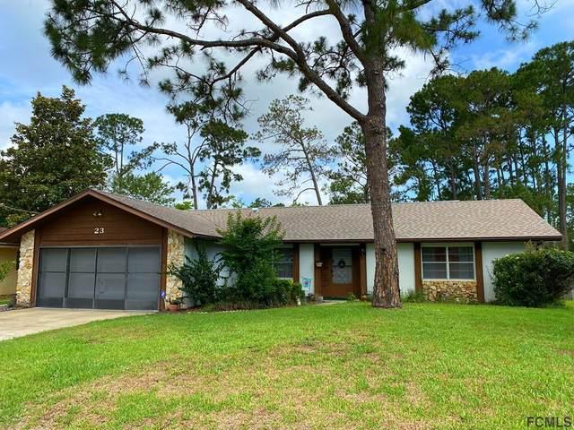 23 Filbert Lane, Palm Coast, FL 32137 (MLS #257549) :: Memory Hopkins Real Estate