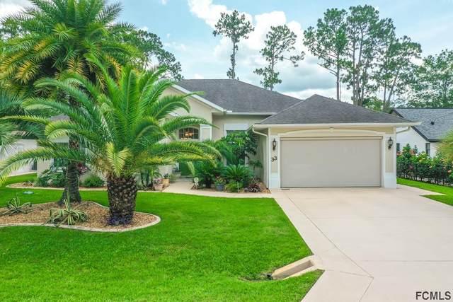 33 Ellington Drive, Palm Coast, FL 32164 (MLS #257577) :: Noah Bailey Group