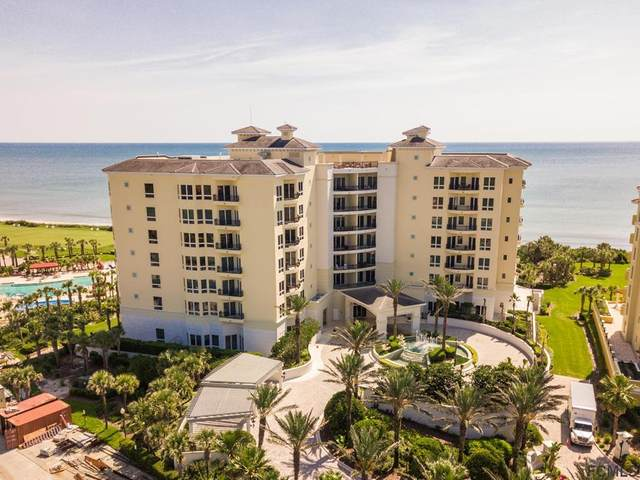 28 Porto Mar #204, Palm Coast, FL 32137 (MLS #257583) :: Memory Hopkins Real Estate
