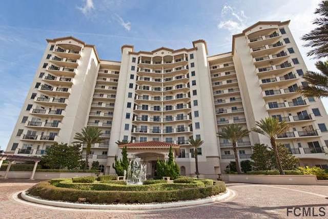 85 Avenue De La Mer #102, Palm Coast, FL 32137 (MLS #257584) :: RE/MAX Select Professionals