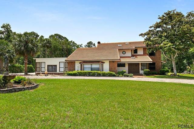 39 Creek Bluff Run, Flagler Beach, FL 32136 (MLS #257617) :: Memory Hopkins Real Estate