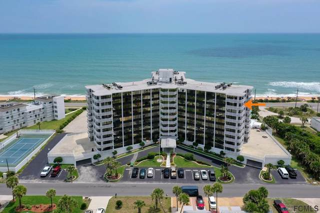 3580 S Ocean Shore Blvd #809, Flagler Beach, FL 32136 (MLS #257620) :: Memory Hopkins Real Estate