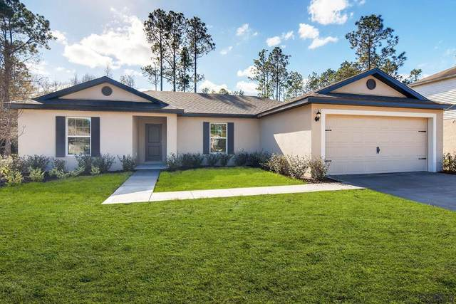 107 Renshaw Drive, Palm Coast, FL 32164 (MLS #257673) :: Noah Bailey Group