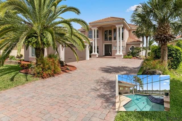90 Emerald Lake Drive, Palm Coast, FL 32137 (MLS #257685) :: Noah Bailey Group