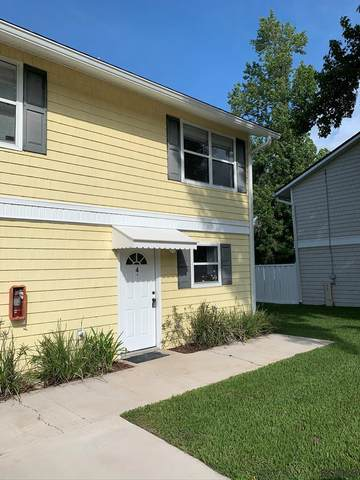 4420 Carter Road #4, St Augustine, FL 32086 (MLS #257715) :: Memory Hopkins Real Estate