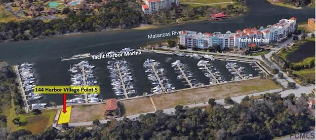 144 S Harbor Village Pt S, Palm Coast, FL 32137 (MLS #258003) :: RE/MAX Select Professionals