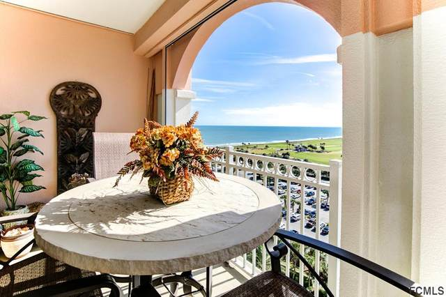 200 Ocean Crest Drive 1017-D, Palm Coast, FL 32137 (MLS #258030) :: Noah Bailey Group