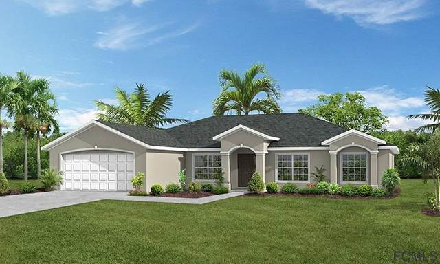 4 Biltmore Pl, Palm Coast, FL 32137 (MLS #258129) :: Noah Bailey Group