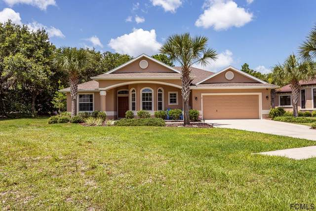 6 Sand Pine Drive, Palm Coast, FL 32137 (MLS #258234) :: Noah Bailey Group