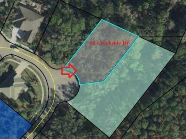 46 Creekside Dr, Palm Coast, FL 32137 (MLS #258245) :: Noah Bailey Group