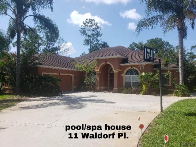 11 Waldorf Pl, Palm Coast, FL 32164 (MLS #258281) :: RE/MAX Select Professionals