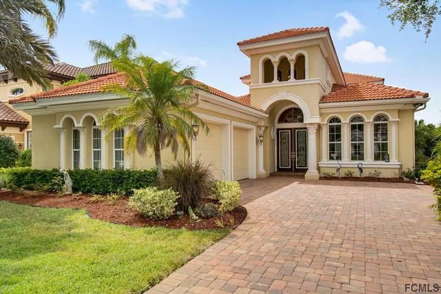 110 Emerald Lake Drive, Palm Coast, FL 32137 (MLS #258287) :: Noah Bailey Group