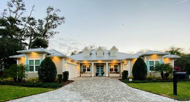 4 Flagship Court, Palm Coast, FL 32137 (MLS #258308) :: Noah Bailey Group