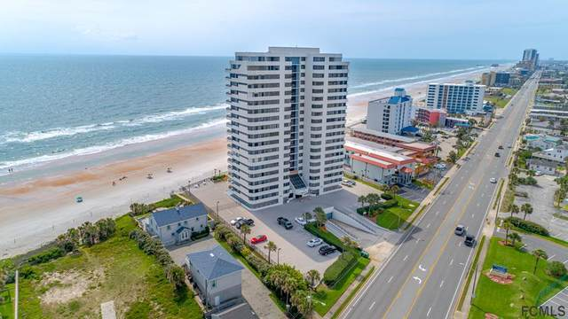 1420 N Atlantic Ave #1401, Daytona Beach, FL 32118 (MLS #258319) :: RE/MAX Select Professionals