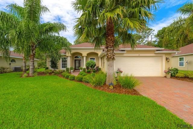 57 Arrowhead Dr, Palm Coast, FL 32137 (MLS #258363) :: Noah Bailey Group