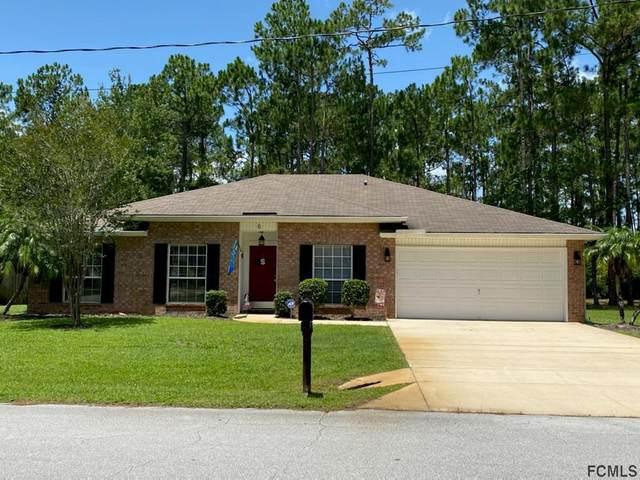6 Poinbury Drive, Palm Coast, FL 32164 (MLS #258374) :: Memory Hopkins Real Estate