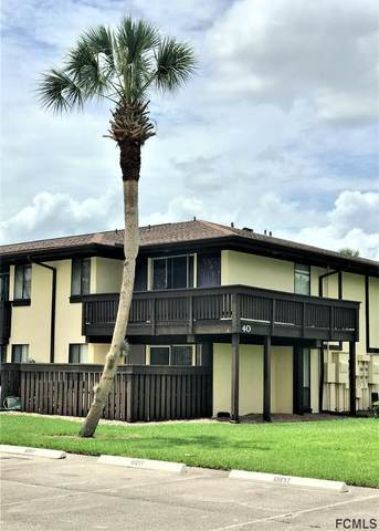 40 Club House Dr #205, Palm Coast, FL 32137 (MLS #258380) :: Memory Hopkins Real Estate