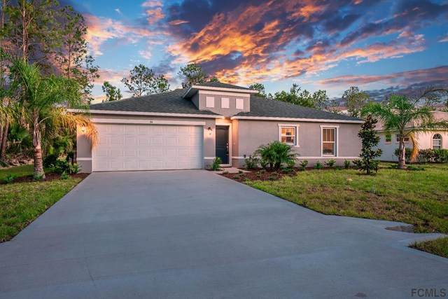 5 Burgess Place, Palm Coast, FL 32137 (MLS #258404) :: Noah Bailey Group