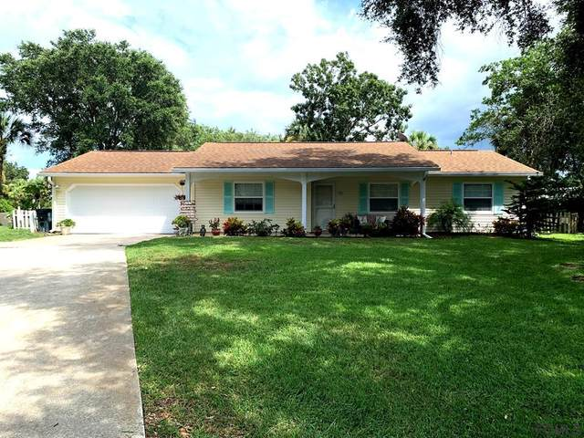 5 Carlson Ct, Palm Coast, FL 32137 (MLS #258472) :: Noah Bailey Group