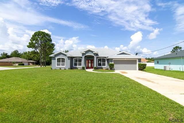 54 Freeland Lane, Palm Coast, FL 32137 (MLS #258499) :: Noah Bailey Group