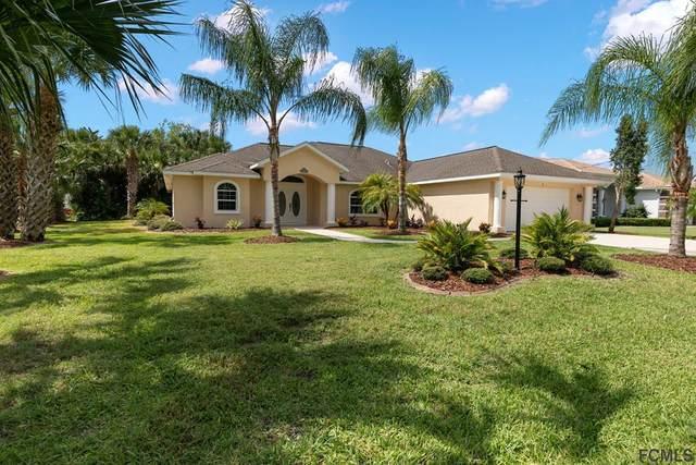 2 Cadillac Pl, Palm Coast, FL 32137 (MLS #258519) :: Noah Bailey Group