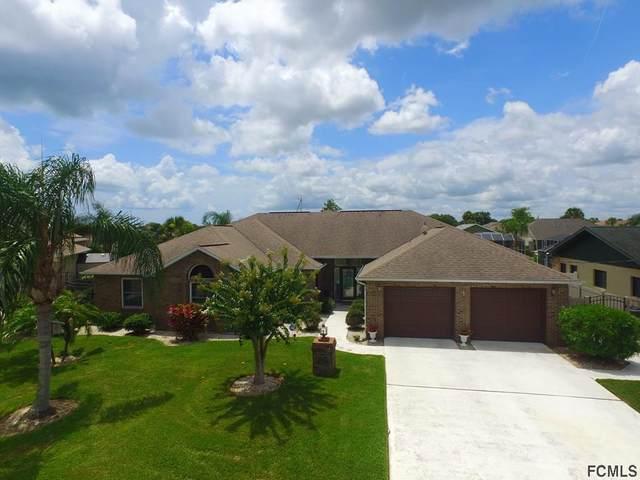 18 Cedarford Ct, Palm Coast, FL 32137 (MLS #258526) :: Noah Bailey Group