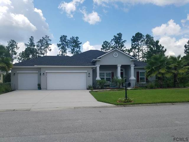128 Spoonbill Drive, Palm Coast, FL 32164 (MLS #258567) :: Noah Bailey Group