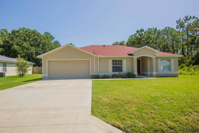 19 Pinto Lane, Palm Coast, FL 32164 (MLS #258574) :: Noah Bailey Group