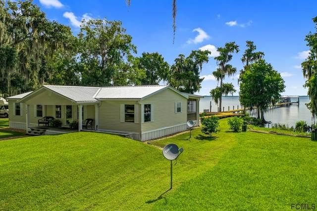 108 Crescent Lake Dr, Crescent City, FL 32112 (MLS #258589) :: Memory Hopkins Real Estate
