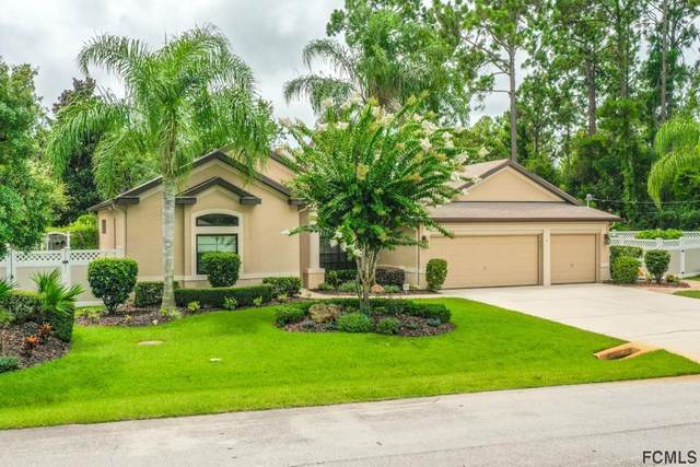 4 Eastman Lane, Palm Coast, FL 32164 (MLS #258867) :: Memory Hopkins Real Estate