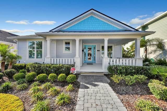 34 Sandy Beach Way, Palm Coast, FL 32137 (MLS #258960) :: Memory Hopkins Real Estate