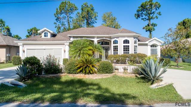 14 E Easterly Place, Palm Coast, FL 32164 (MLS #259256) :: Memory Hopkins Real Estate