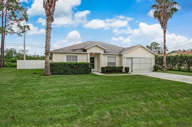 40 East Diamond Drive, Palm Coast, FL 32164 (MLS #259257) :: Memory Hopkins Real Estate