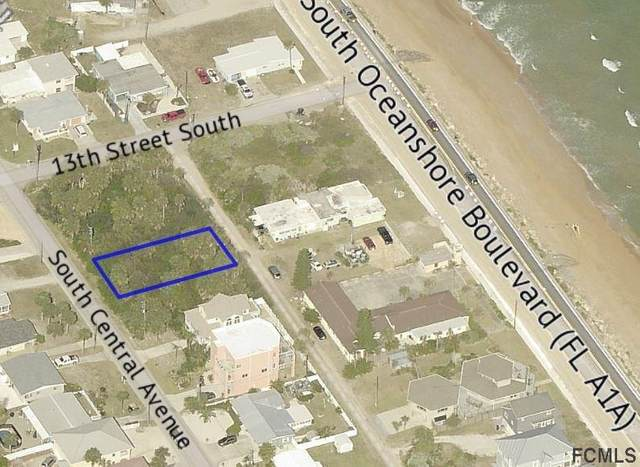 1307 S Central Ave, Flagler Beach, FL 32136 (MLS #259270) :: The DJ & Lindsey Team