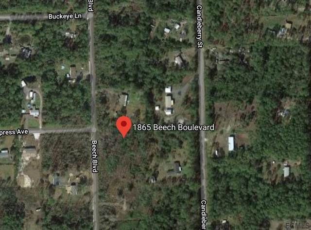 1865 E Beech Blvd, Bunnell, FL 32110 (MLS #259320) :: Memory Hopkins Real Estate