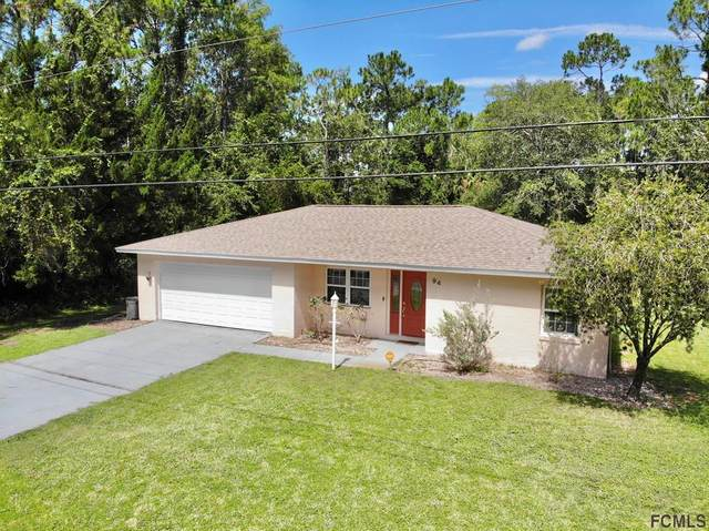 94 Eric Drive, Palm Coast, FL 32164 (MLS #259350) :: Memory Hopkins Real Estate