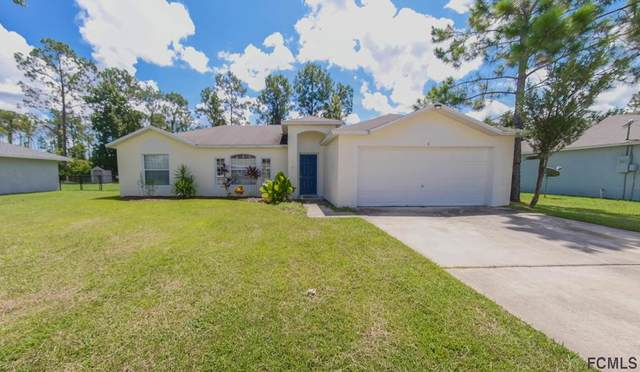 5 Red Barn Drive, Palm Coast, FL 32164 (MLS #259386) :: RE/MAX Select Professionals